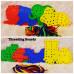 Roller Stamp Threading Board Set