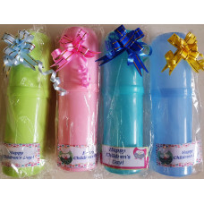 Toothbrush Holder with Children's Day Tag