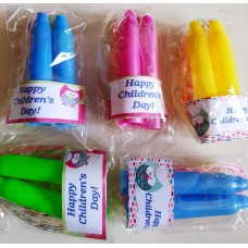 Skipping Rope with Children's Day Tag