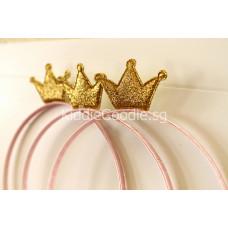 Princess Crown Hair Band