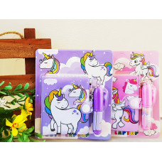 Unicorn Notebook Set