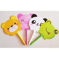 Cute Animal Fan Pen