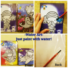 DIY Water Art Set