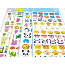 Korean Bubble Stickers