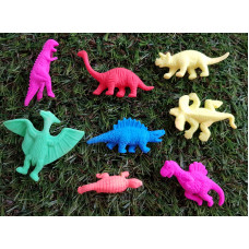 Grow-A-Dino Foam Toy