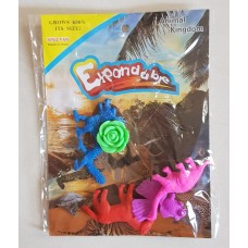 Soak 'N Expand Foam Toy Pack