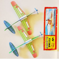 Flying Aeroplane Foam Glider