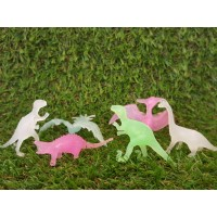 Dinosaur Toy - Luminous Dino (3 per pack)
