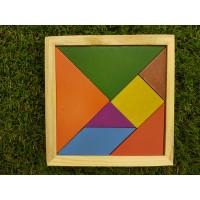 Tangram Educational Puzzle