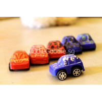 Zoo Toy Cars