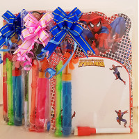 Cartoon Whiteboard Bubbles and Flute Pack
