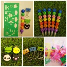 Smiley Stationery Value Packs