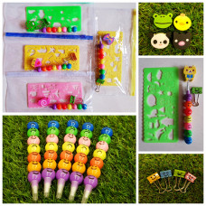 Smiley Stationery Value Packs