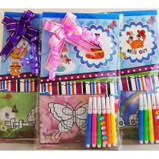 Colouring Bag Water Art Pack