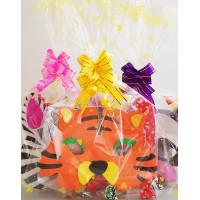 Halloween Animal Mask Ring Pack