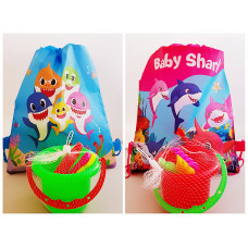 Baby Shark Beach Toy Pack
