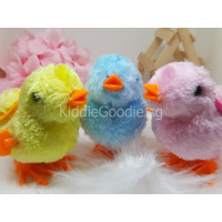 Baby Chick Chain Soft Toy